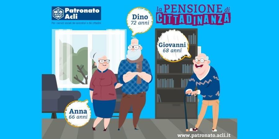 La Pensione di Cittadinanza