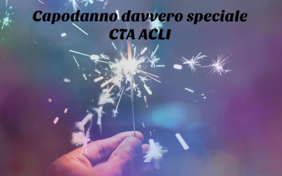 Capodanno con CTA ACLI!