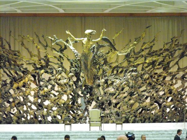 OLTRE 7000 ACLISTI DA TUTTA ITALIA HANNO INCONTRATO PAPA FRANCESCO