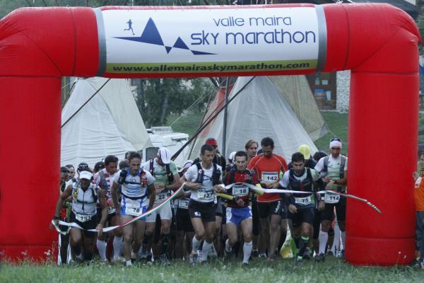 Apertura iscrizioni Valle Maira Skymarathon 2015