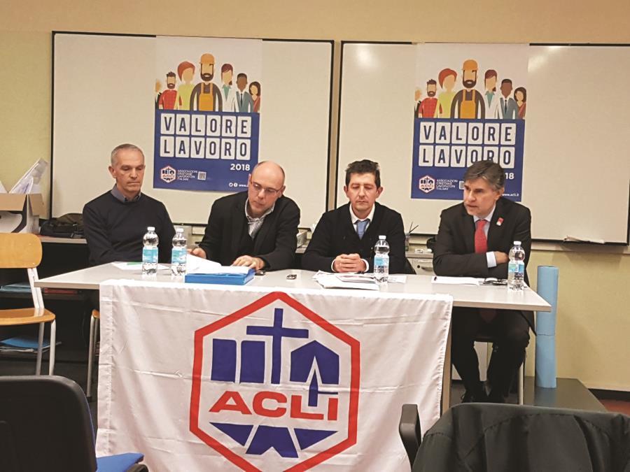 83c090f425 Consiglio provinciale delle ACLI. svoltosi il 12 febbraio ACLI CUNEO