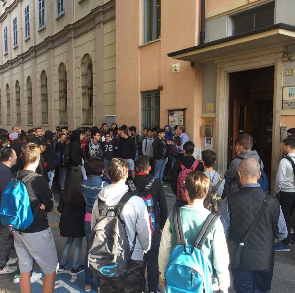 Primi giorni di scuola anche per gli allievi dell'agenzia professionale En.A.I.P. di Cuneo