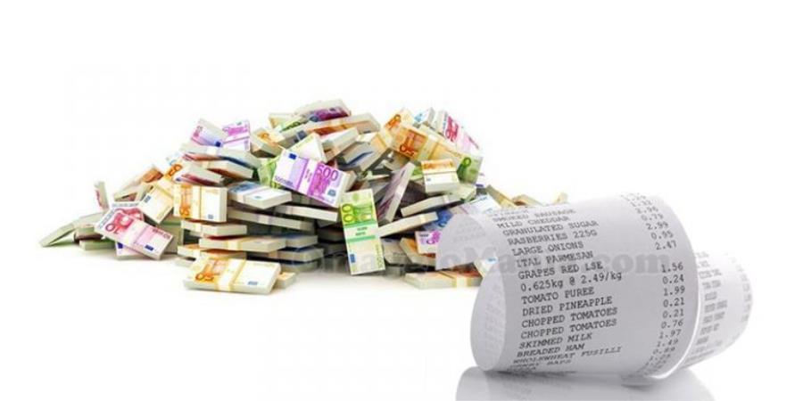Lotteria scontrini e contante