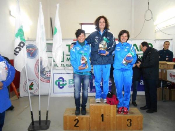 Grande partecipazione al Trofeo ANA Busca