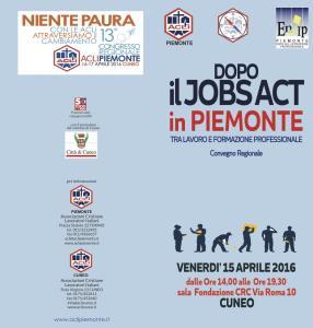 8f1e069de7 Convegno Regionale Acli Piemonte . Il 15 aprile 2016 a Cuneo presso la sala  della fondazione CRC ACLI CUNEO