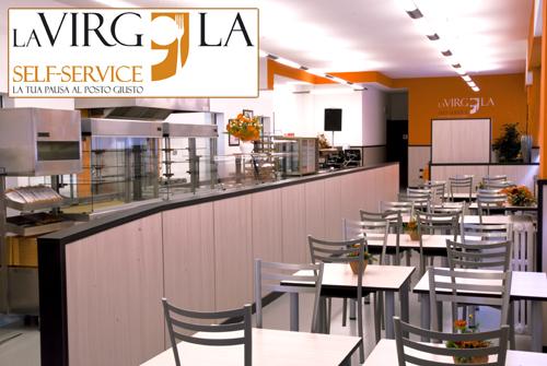 Self Service La Virgola con menù a Km 0